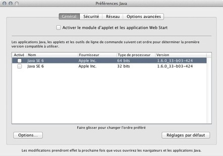 OS X : désactiver JAVA en attente d'un correctif de sécurité | Apple, Mac, iOS4, iPad, iPhone and (in)security... | Scoop.it