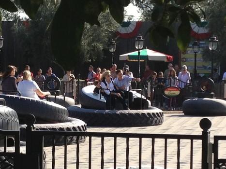 Mitt Romney Disneyland: Former Presidential Candidate Heads To Happiest ... - Huffington Post | A little bit Disney | Scoop.it