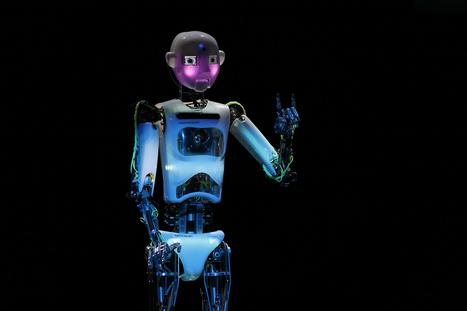 Mon collègue, mon coach, mon ami, le robot | Managing the Transition | Scoop.it