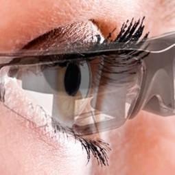 Google lanzaría muy pronto sus lentes de realidad aumentada   VIA X   Geolocalización y Realidad Aumentada en educación   Scoop.it