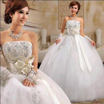 Beautiful Wedding Gown Collection   fashion   Scoop.it