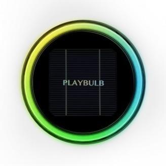Playbulb Garden Solar Lights- APP controlled! COOL!   Daring Gadgets, QR Codes, Apps, Tools, & Displays   Scoop.it