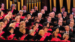 Tabernacle Choir wins first Emmy in 26 years; YouTube channel gets 5M views - Deseret News | Latter-day Living | Scoop.it