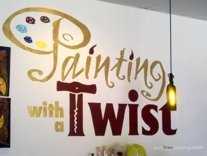 Painting with a Twist, Texas, Services, Event Planning | Painting in Cypress Texas | Scoop.it