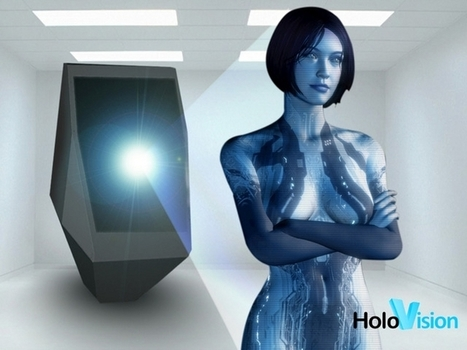 Life-sized, human holograms could soon grace your living room | digital marketing strategy | Scoop.it