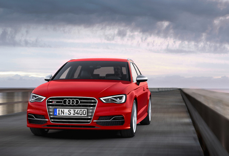 The first 4G car, the Audi S3, debuts in Europe; U.S. must wait until spring | Real Estate Plus+ Daily News | Scoop.it
