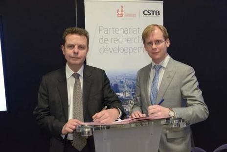 L'Epadesa expérimente avec le CSTB le BIM à différentes échelles | Construction21 | Scoop.it
