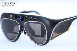 Meta Launches Its #AR Eyeglass @Hologram Computer To Compete With Glass I @Cyborgs | Cyborgs_Transhumanism | Scoop.it