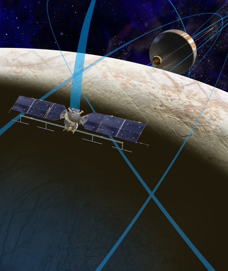 NASA Gives 'GO' for Mission to Alien Ocean World at Jupiter Moon Europa | Europa News | Scoop.it