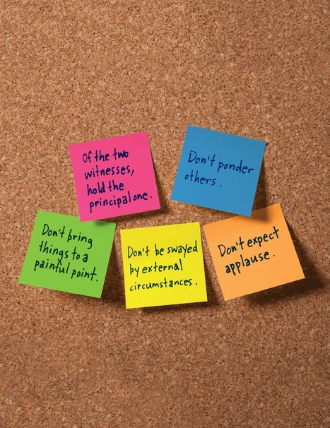 5 Buddhist Slogans for the Office - Lion's Roar   The Promise of Mindfulness Meditation   Scoop.it