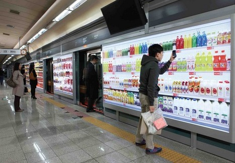 "Korea's Tesco reinvents grocery shopping with QR-code ""stores"" – Cell Phones & Mobile Device Technology News & Updates 