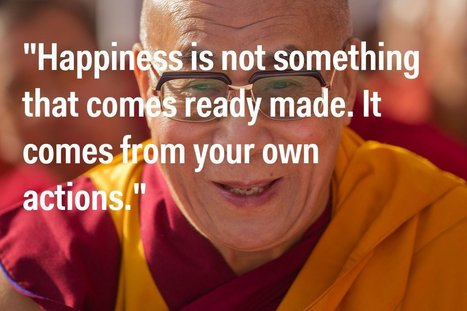 12 Dalai Lama Quotes That Will Change The Way You Think About Happiness | Motivational Leadership | Scoop.it