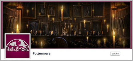 Pottermore Insider: Pottermore Facebook page goes live | Pottermore | Scoop.it