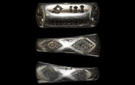 Ring van Jeanne d'Arc terug in Frankrijk | Kathedralenbouwers | Scoop.it