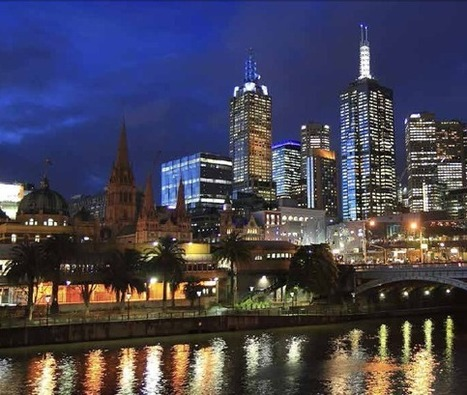 MELBOURNE IS A VIBRANT CITY, FULL OF EXCITING DINING OPPORTUNITIES! | Asia Travel Tips | Scoop.it