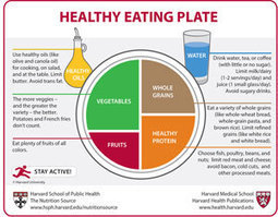 Healthy Eating: Easy Tips for Planning a Healthy Diet & Sticking to It | Health Classroom | Scoop.it