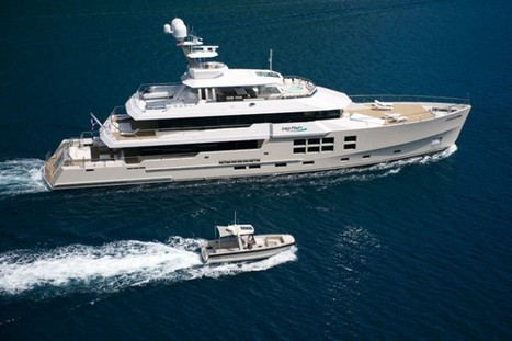 Luxury yacht Star Fish for sale and completion by McMullen & Wing ... | Luxury Life Styles | Scoop.it