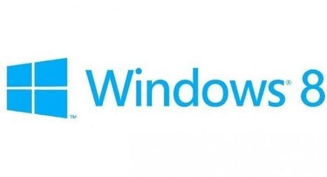 Παρουσιάστηκε το logo των Windows 8 ~ Last News gr | WEBOLUTION! | Scoop.it