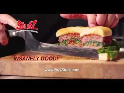Stufz Burgers - The Ultimate Stuffed Burgers   Inspiration   Scoop.it