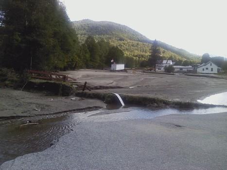 Utter destruction in Pittsfield - photos - Vermont Today | #vtirene | Scoop.it