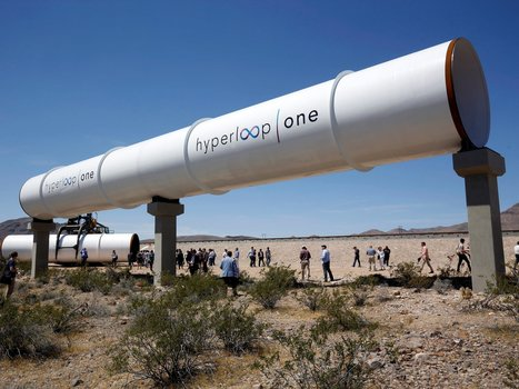 Here's how Hyperloop One's massive, high-speed transport system will work - Business Insider | Buzz IT | Scoop.it