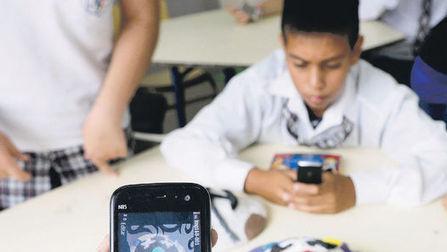 Reflexiones sobre el uso del celular en clase   paprofes   Scoop.it