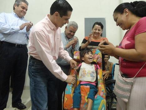 Entrega Gobierno cerca de 200 aparatos ortopédicos | Deportes | Scoop.it