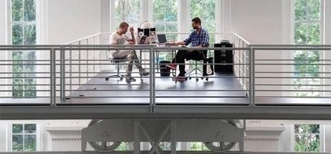Tiers-lieux, télécentres, «coworking spaces»... quels lieux pour le travail du futur ? | @ à z | Scoop.it