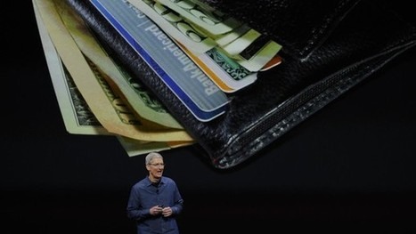 Apple Pay is poised to do for payment companies what the iPod did for the music industry | USA software companies growth in Europe | Scoop.it