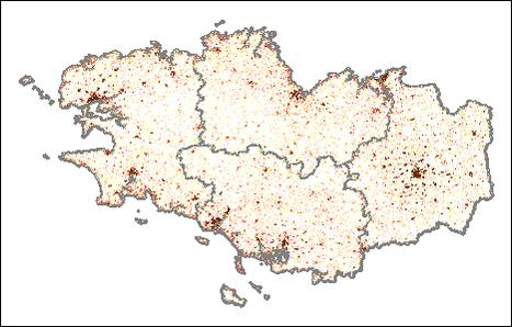 Insee - Territoire - Données carroyées de la population - | Portail de veille en Géomatique de l'ADEUPa | Scoop.it