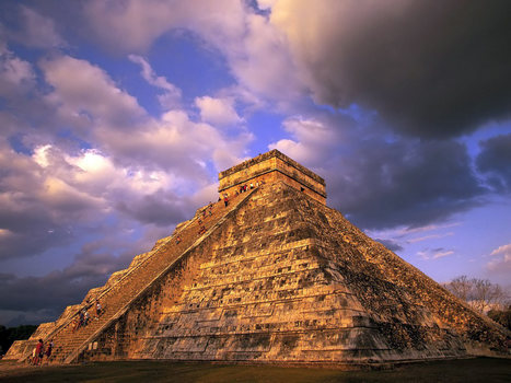 2012 Mayan Calendar-Ancient Alien Contact   sigint Signal Intelligent   Scoop.it