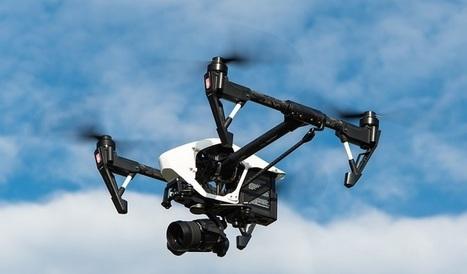 On peut maintenant diffuser des Live Facebook avec les drones DJI | Actualité Social Media : blogs & réseaux sociaux | Scoop.it