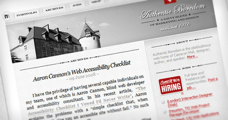 Ultimate List Of Web Design Checklists: Get Work Done! | Articles et outils UX | Scoop.it