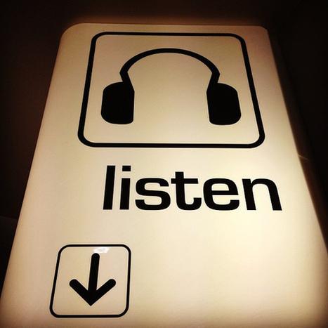 Listen to Learn, Learn to Lead | Leadership | Scoop.it