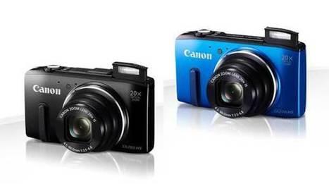 Canon PowerShot SX280 HS, SX270 HS - Ab Mai 2013 | Camera News | Scoop.it