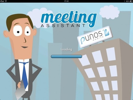 Meeting Assistant for iPad wants to change the game for organizing and managing business meetings | Curtin iPad User Group | Scoop.it
