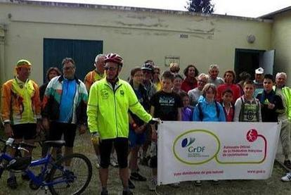 Chabris (36): Trente adeptes de la petite reine en balade   RoBot cyclotourisme   Scoop.it