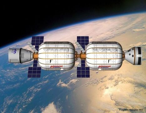 A Disney space station? It no longer seems like such a goofy idea | Space debris + Hypervelocity impacts | Scoop.it
