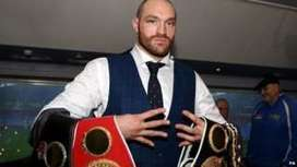 Tyson Fury: Police rule out hate crime action - BBC News   jacobbrandon01   Scoop.it