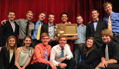SM East speech and drama team captures state title | PV Post | OffStage | Scoop.it