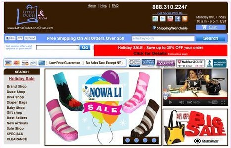 A Small Retailer Tries to Compete With the Big Boys Online | Great Business Ideas | Scoop.it