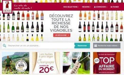 Les Vignerons indépendants créent la première cave collective en ligne | De la Fourche à la Fourchette (Agriculture Agroalimentaire) | Scoop.it