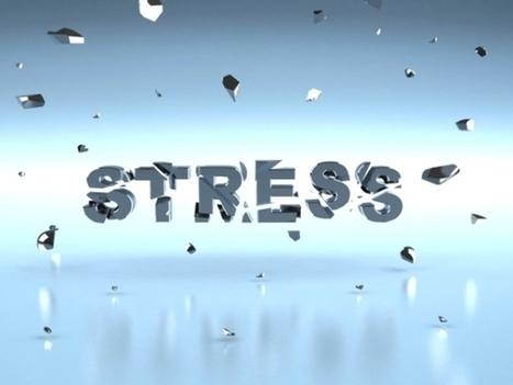 Le stress et la sophrologie | Prévention santé : L'emission du Bien-etre et de la Santé | anxiété | Scoop.it