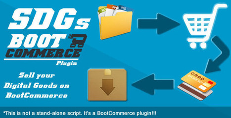 SDGs Sell Digital Goods – Plugin For BootCommerce (Add-ons) | PHP Scripts Download | Scoop.it
