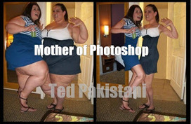 Ted Pakistani : Mother of Photoshop 2 girls | Funny Photoshop | Scoop.it