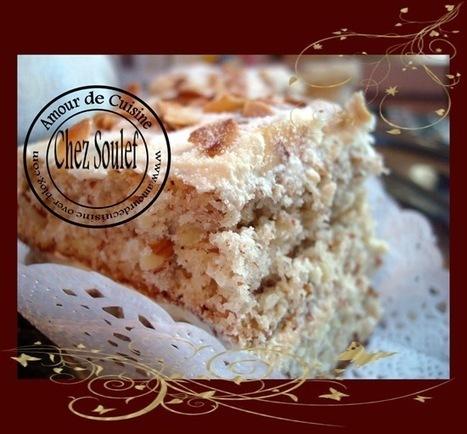 Le gateau Russe methode simplifiée chez les patissiers algeriens - Amour de cuisine | gateaux algeriens 2015 | Scoop.it