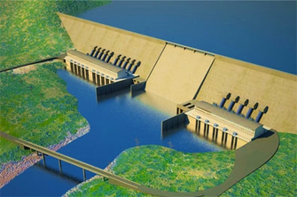 Barrage de Katende : Kananga électrifiée en 2015? | CONGOPOSITIF | Scoop.it