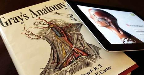 Transition: Traditional Textbooks to Ebooks for Medical Students | Medimagery | The Body Cathedral | Medical Illustration | Scoop.it