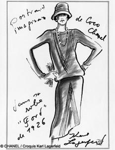 Histoire de la mode : les grandes tendances mode par decennie - Elle | Culture et civilisation françaises: quel thèmes aborder avec des étudiants étrangers? | Scoop.it