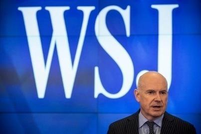 The Wall Street Journal s'installe à Paris | DocPresseESJ | Scoop.it